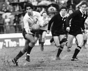 Sale 8754A - Lot 6 - Mark Ella, NSW vs All Blacks Test Match, Moore Park, Sydney, June 14 1980 - 20 x 25cm