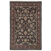 Sale 8810C - Lot 19 - An Indian Fine Classic Agra Design in Handspun Wool, 122 x 185cm