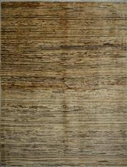 Sale 8402C - Lot 27 - Afghan Stripe 200cm x 150cm
