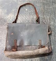 Sale 8984 - Lot 1079 - Vintage Postmans Leather Shoulder Delivery Bag