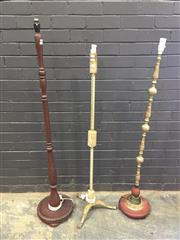 Sale 9006 - Lot 1063 - Collection of Floor Lamp Bases (various)