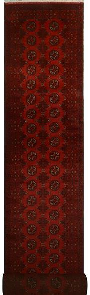 Sale 8402C - Lot 28 - Afghan Turkman 560cm x 80cm
