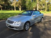 Sale 8424V - Lot 5002 - Mercedes Benz 2006 CLK280 Elegance Convertible                                                    Reg No: AZR-70V...