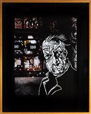 Sale 8741A - Lot 86 - Shayne Higson, Manipulated Transparencies collage transferred to ciba chrome, 1988, 130cm x 103cm