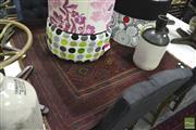 Sale 8341 - Lot 1065 - Persian Balouch (120 x 110cm)