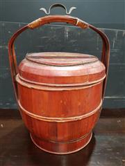 Sale 8777 - Lot 1009 - Oriental Rice Carrier
