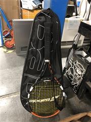 Sale 8789 - Lot 2245 - Babolat Tennis Racket in Case