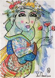 Sale 8838A - Lot 5049 - Yosi Messiah (1964 - ) - Untitled, 8 71.5 x 49cm