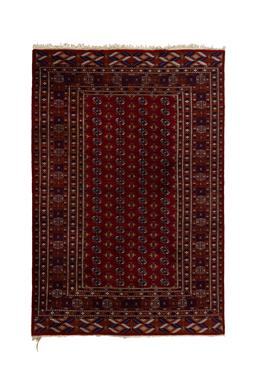 Sale 9185C - Lot 45 - PAKISTAN BOKHARA, 185X275CM, HANDSPUN WOOL