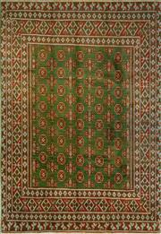 Sale 8431C - Lot 37 - Persian Turkman 240cm x 162cm