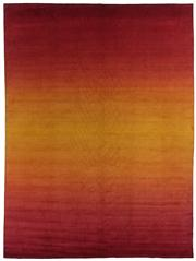 Sale 8536A - Lot 3 - A Tibetan Wool Dusk til Dawn Carpet Nepal 400cm x 300cm RRP $8,400.00