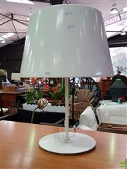 Sale 8629 - Lot 1091 - Metal Table Lamp