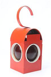 Sale 8670 - Lot 8 - Vintage Chalwyn Traffic Signal Light (H 40cm)