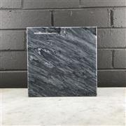 Sale 9080K - Lot 54 - Black Marble Pot Stand - 20cm