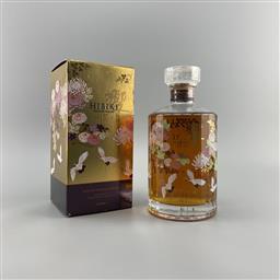 Sale 9165 - Lot 624 - Suntory Whisky Hibiki - Kacho Fugetsu Limited Edition 17YO Blended Japanese Whisky - 43% ABV, 700ml in box