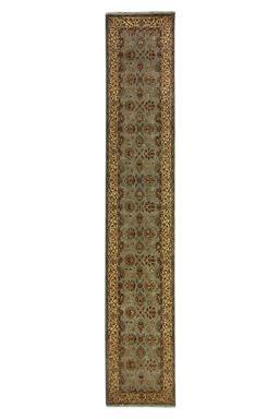 Sale 9185C - Lot 46 - INDIA CHAHINDRA ELEGANCE, 76x434CM, HANDSPUN WOOL