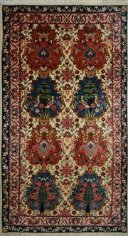 Sale 8402C - Lot 31 - Persian Abada 207cm x 120cm