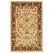 Sale 8810C - Lot 25 - An Afghan Classic Hezari Design in Handspun Wool, 122 x 191cm