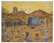 Sale 8509 - Lot 2067 - John Dynon (1954 - ) - Quarry 40.5 x 50.5cm