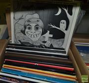 Sale 8541 - Lot 2033 - Box of Records