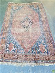 Sale 8585 - Lot 1724 - Antique Persian Rug (234 x 149cm)