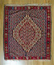 Sale 8693C - Lot 94 - Persian Sana 140cm x 124cm