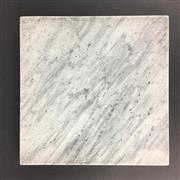 Sale 8769A - Lot 20 - Grey Marble Trivet / Mini Cheese Board (20 x 20cm)