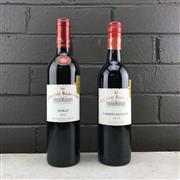 Sale 8911X - Lot 96 - 2x Chateau Tanunda Grand Barossa, Barossa Valley - 1x 2017 Shiraz, 1x 2018 Cabernet Sauvignon