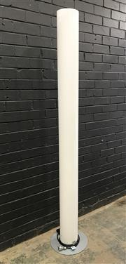 Sale 9039 - Lot 1078 - Flos Floor Lamp with Lucite Shade (h:195cm)
