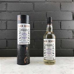 Sale 9079W - Lot 894 - 2009 Clan Denny MacDuff Distillery 8YO Single Cask Highland Single Malt Scotch Whisky - 48% ABV, 700ml in canister, only 12 bottle...