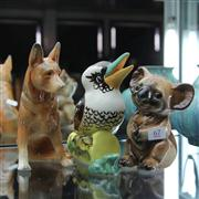 Sale 8379 - Lot 67 - Studio Pottery Australian Animal Figures