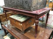 Sale 8868 - Lot 1582 - Regency Style Coffee table