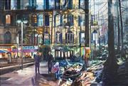 Sale 9042A - Lot 5078 - Jacob Brostrup (1973 - ) - Crawling Through Civilization, 2014 72 x 107.5 cm