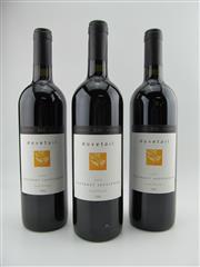 Sale 8454W - Lot 45 - 3x 2002 Binder Mitchell Dovetail Cabernet Sauvignon, South Australia