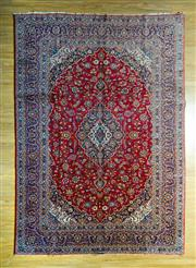 Sale 8680C - Lot 2 - Persian Kashan 410cm x 290cm