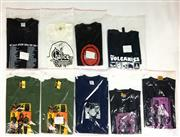 Sale 8926M - Lot 3 - Australian & New Zealand Band T-Shirts incl. Mother Goose, The Superjesus & The Volcanics (9)