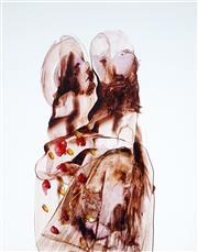 Sale 8958A - Lot 5019 - Sidney Nolan (1917 - 1992) - Himmelfarb, Concentration Camp, 1961 63 x 52 cm (frame: 96 x 82 x 4 cm)