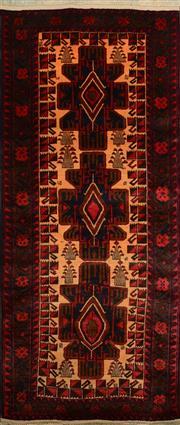 Sale 8402C - Lot 36 - Persian Baluche 200cm x 88cm