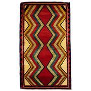 Sale 8810C - Lot 30 - A Persian Nomadic Contemporary Lori in Handspun Wool, 85 x 147cm