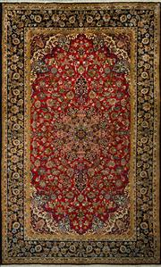 Sale 8412C - Lot 2 - Persian Kashan 410cm x 250cm