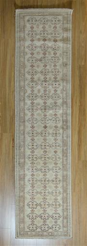Sale 8693C - Lot 99 - Afghan Chobi 291cm x 76cm