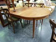 Sale 7943A - Lot 1536 - Good G-Plan Dining Extension Dining Table