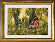 Sale 8325 - Lot 503 - Richard Bogusz (1947 - ) - Deeper & Deeper 42 x 61.5cm