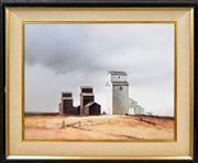 Sale 8363 - Lot 597 - Harold Lyon (1930 - ) - September 47 x 59.5cm