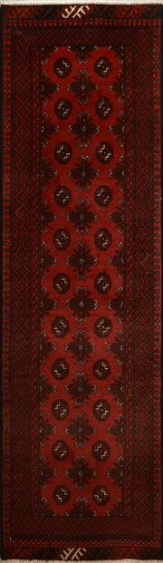 Sale 8402C - Lot 38 - Afghan Turkman 280cm x 80cm