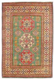 Sale 8536A - Lot 11 - A Caucasian Handspun Wool Carpet Afghan 152cm x 105cm RRP $620.00