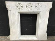 Sale 8787 - Lot 1005 - Marble Pet Headstone Surround
