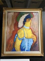 Sale 8807 - Lot 2099 - Fauvist Style Painting by an Unknown Artist, 71 x 61cm