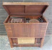 Sale 8959 - Lot 1026 - Vintage Welldon Radiogram (H:84 x W:86 x D:40cm)