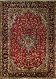 Sale 8412C - Lot 3 - Persian Kashan 410cm x 290cm